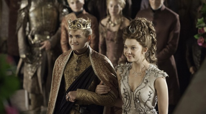 Achsensprung Podcast #2 – Game of Thrones – The Lion and the Rose