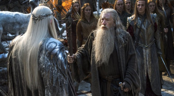 The Hobbit: The Battle of the Five Armies – Teaser Trailer