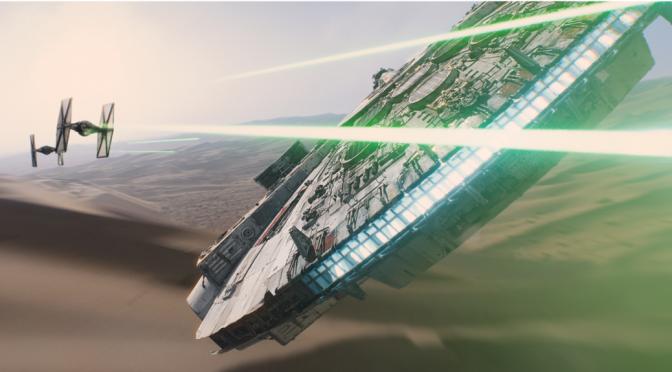Star Wars – The Force Awakens (Trailer)