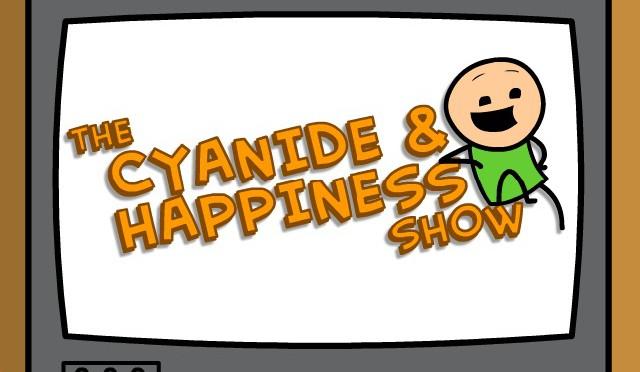 Cyanide & Happiness Show Episode 1 – Was lange gährt wird endlich gut
