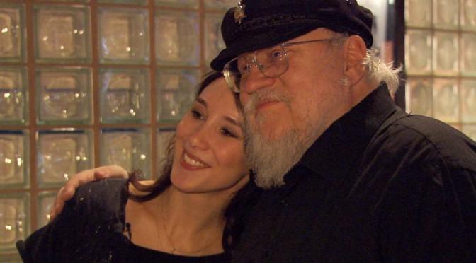 Durch die Nacht mit… Sibel Kekilli & George R.R. Martin