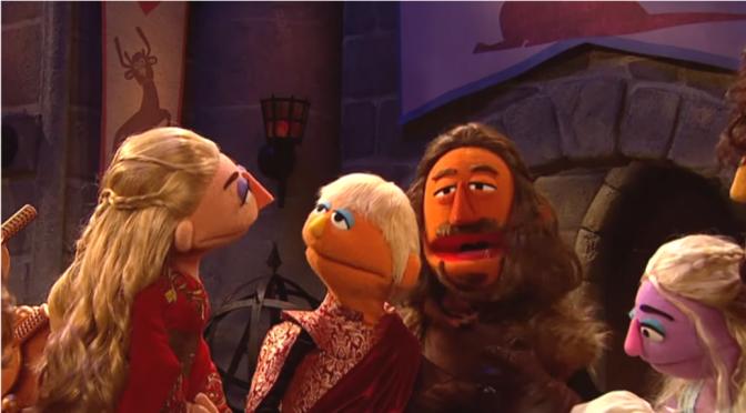 Game of Thrones – Westeros in der Sesamstraße und beim Abendessen