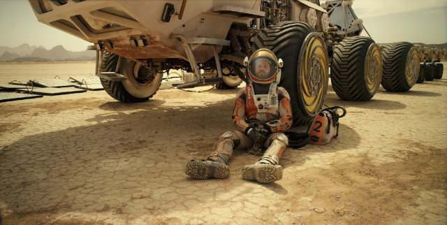 The Martian [Trailer] – Matt Damon wird im Stich gelassen