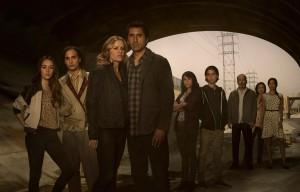 Die Protagonisten von Fear The Walking Dead