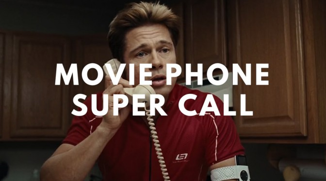 Supercut Movie Phone Calls – Hello again