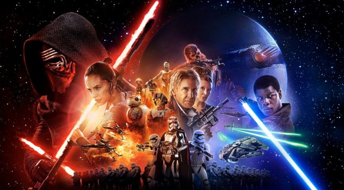 Star Wars – The Force Awakens (finaler Trailer)