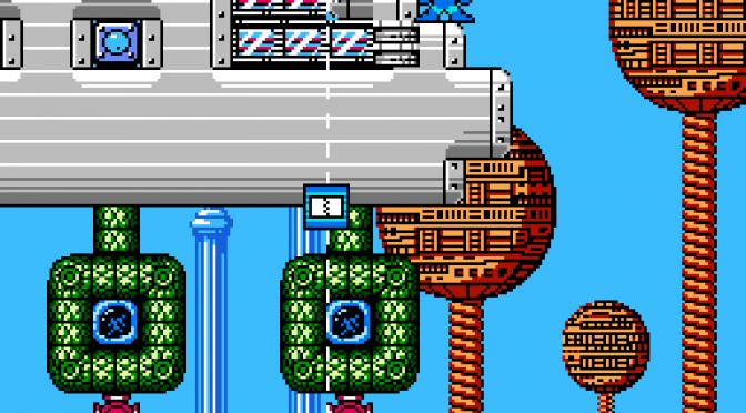 Mega Maker – Erschafft eure eigenen Mega Man Level