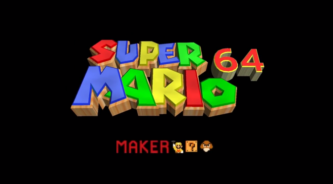 Super Mario 64 Maker – Mario unleashed