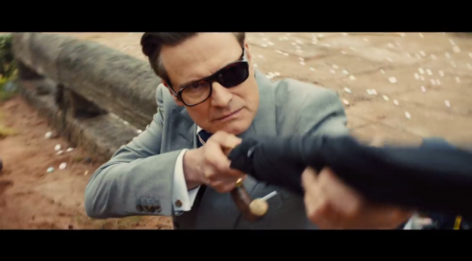 Kingsman 2: The Golden Circle – That's very american.